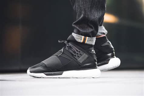 deal of the day 43 the adidas y3 qasa high sneaker shouts