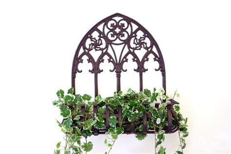 Iron Wall Planters by Top Wrought Iron Wall Mounted Planters Wallpapers