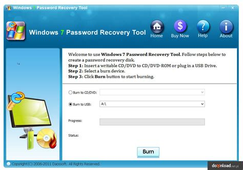 password resetter tool download windows 7 password recovery tool 6 2 0 2 download