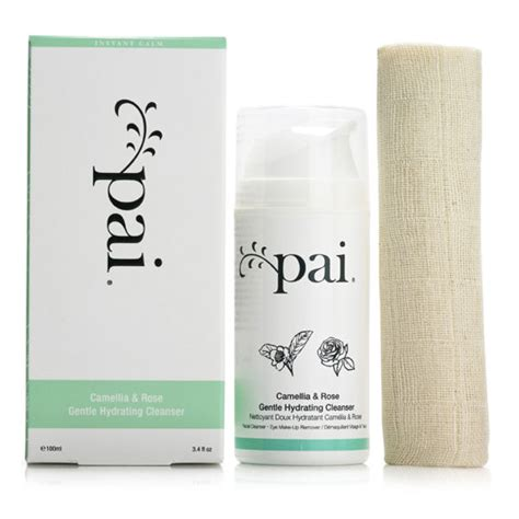 Kalla Top Ml pai skincare camellia and gentle hydrating cleanser 3