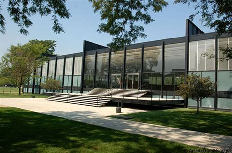 Illinois Institute Of Technology Design Mba by Chicago Iit Crown Arch Mies Der Rohe 1950