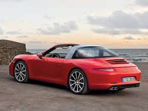 Targa Porsche History Is Back With New Porsche 911 Targa Extravaganzi