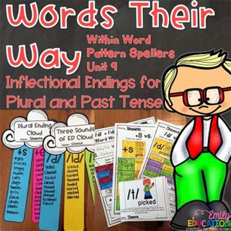 Words Their Way Within Word Pattern Spellers Unit 9