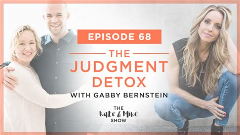Judgement Detox by Podcast Kate Northrup