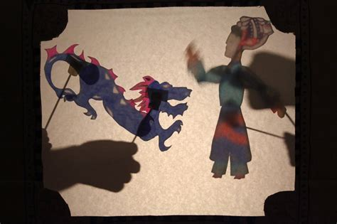 How To Make Shadow Puppets With Paper - s pastiche how to make shadow puppets