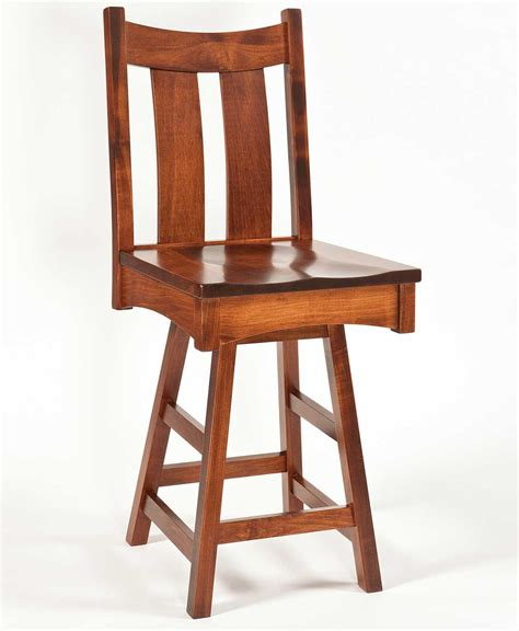 Shaker Stool by Country Shaker Bar Stool Amish Direct Furniture