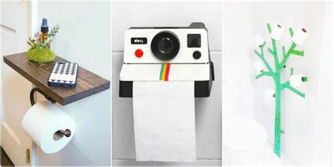 clever toilet paper holders toilet paper holders toilet paper holders