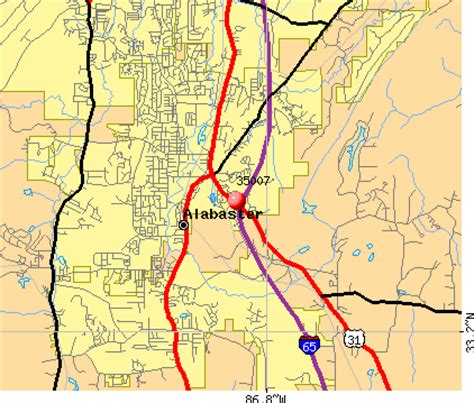 Alabaster L by Alabaster Alabama Map Missouri Map
