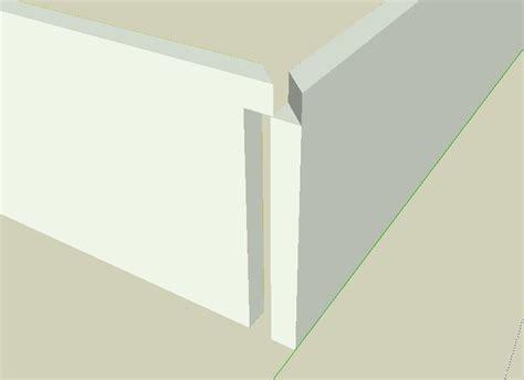 Couper Angle Plinthe d 233 couper plinthe 224 45 176 forum rev 234 tements muraux syst 232 me d