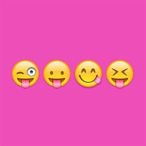 emoji wallpaper tongue 17 best images about emojii fondos on pinterest