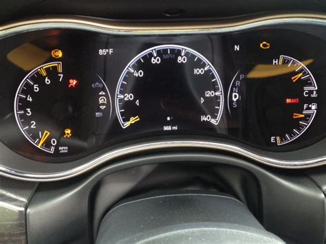 Jeep Grand Warning Lights 2014 Electrical Issue Jeep Forum