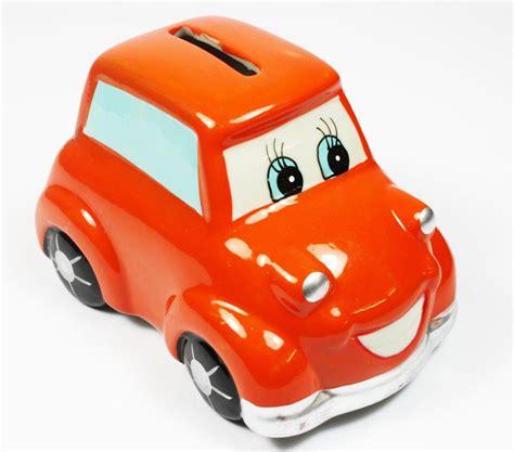 auto bank kaufen mini car with money box piggy bank boys great