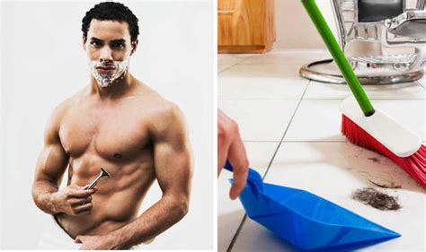 how to pluck male pubic hair men are doing this to tidy up their pubic hair but
