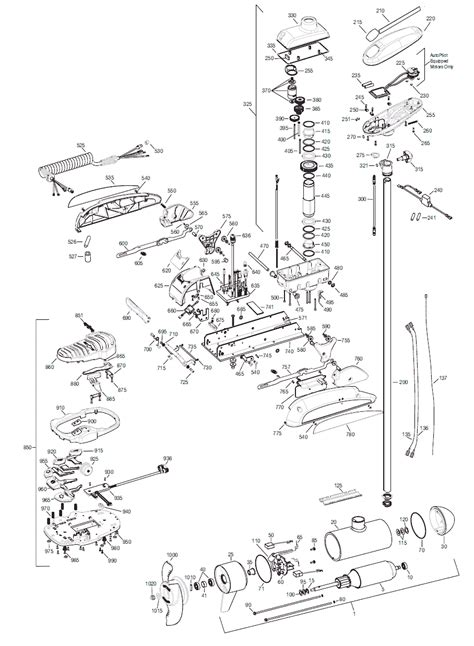 minn kota vantage wiring diagram 32 wiring diagram
