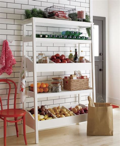 kitchen storage unit 25 best ideas about open pantry on open
