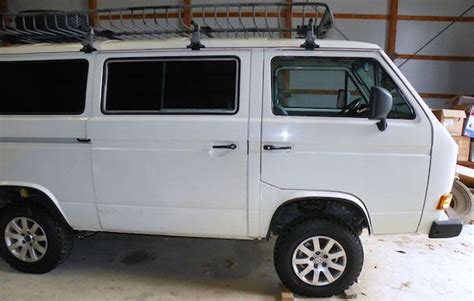 volkswagen vanagon lifted syncro archives german cars for sale