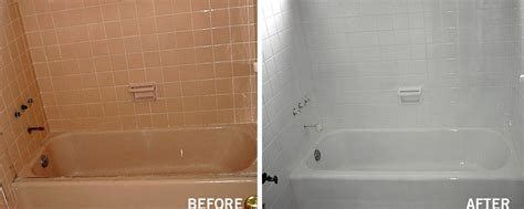 Shower Tile Resurfacing by South Florida Bathtub Kitchen Refinishing Experts