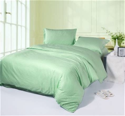 mint green bed sheets 3d solid mint green satin striped comforter set queen full