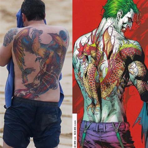 joker back tattoo jsum907 u jsum907 reddit