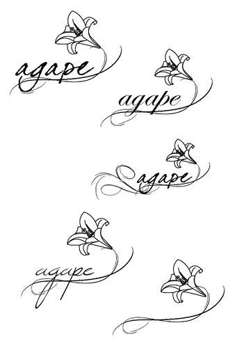 agape tattoo designs 25 best ideas about agape on