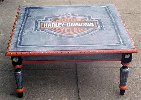 harley davidson couch all things painted motorcycle furniture food pinterest