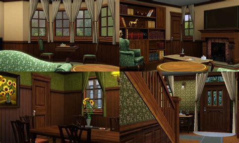 mod the sims the modern victorian residential lots custom content caboodle page 4