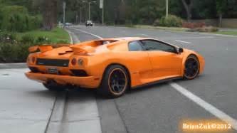 Lamborghini Vt Lamborghini Diablo Vt 6 0 Acceleration