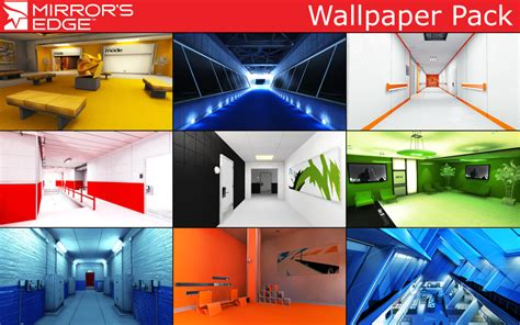 cool wallpaper pack download mirror s edge wallpaper pack 65 pictures by netuserpro