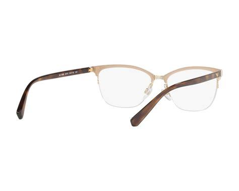 Emporio Armani Ea010 Gold emporio armani eyeglasses ea 1066 3013 beige visionet