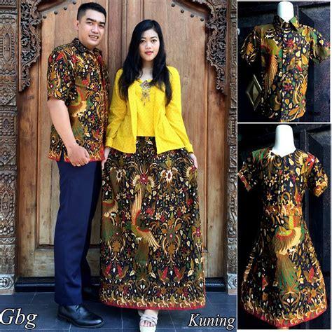 Pasangan Batik Kebaya Modern Sarimbit Keluarga Seragam Fal Jual Baju Batik Family Sarimbit Keluarga Sepasang