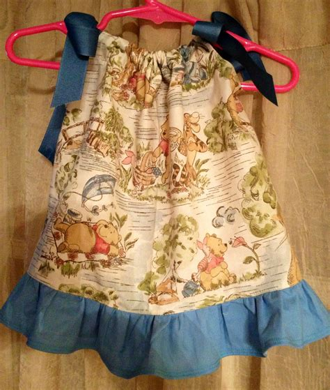 Jumper Pooh So Sweet winnie the pooh pillowcase dress so sweet