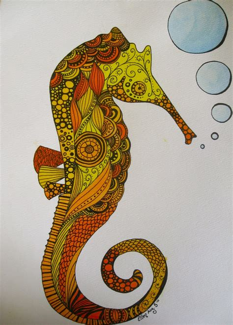 17 best ideas about seahorses on collection of 25 raindow seahorse sle