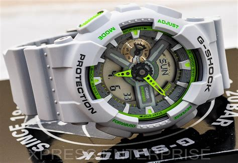 G Shock Time Grey Black casio gshock ga110ts 8a3 review how to set time light display