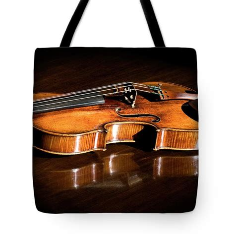 Stradivarius Tote Bag By Mcbag stradivarius in sunlight photograph by endre balogh