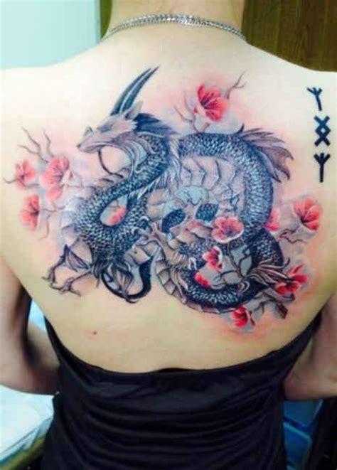 tattoo dragon and flower flowers dragon tattoo designs ideas tattoo designs