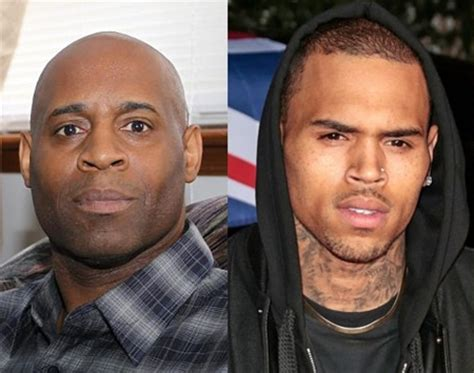 chris brown a father wwwsaidcedcom chris brown family tree father mother name pictures