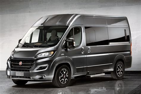 fiat ducato  revealed auto express