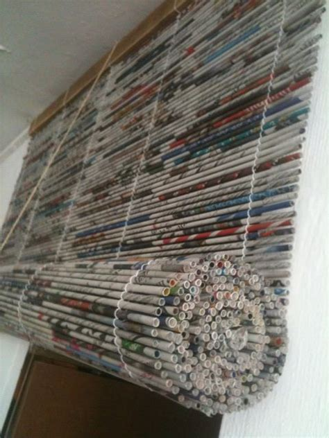 Paper Craft L Shades - pap 237 r rol 243 cortina de papel de diario pap 237 r fon 225 s