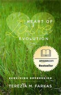 of evolution surviving depression books terezia farkas author dealing with depression