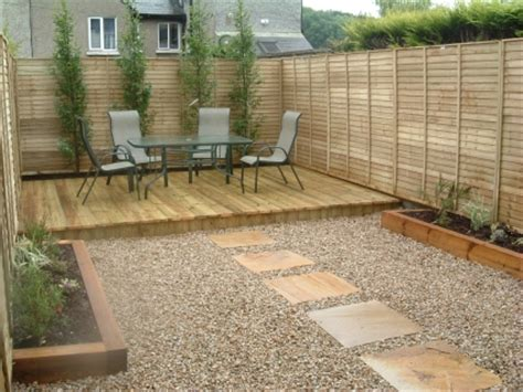 Decked Garden Ideas Landscapers Dublin Expert Landscaping Small Garden