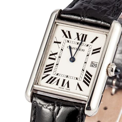 the cartier tank books cartier timepiece at bob s watches