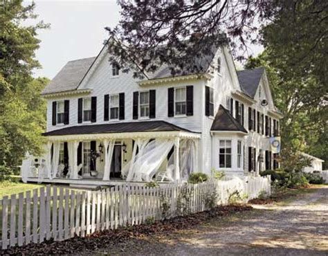 Victorian Farmhouse Style by Victorian Home Designer Carrie Raphael Swedish Style