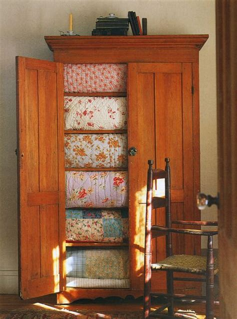 Armoire Quilts by Quilts Quilts Quilts In A Large Armoire Livable