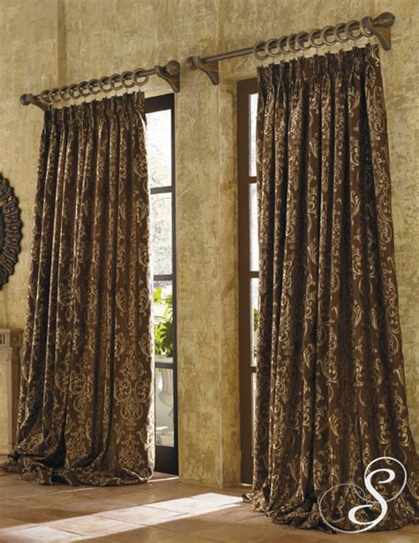mediterranean style curtains softline home fashions