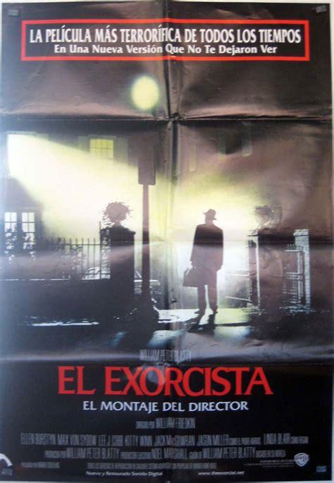 film exorcist en streaming quot el exorcista quot movie poster quot the exorcist quot movie poster