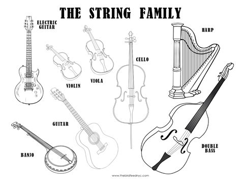 percussion family coloring page pin coloring page orchestra img 7347 on pinterest