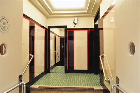 Macys Bathroom by Out About Stepping Into The Bathroom Void At Macy S