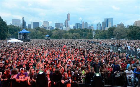 festival nyc 2015 global citizen festival september 2015 travel leisure