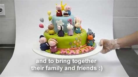 pepa sa porodicom torta pepa prase sa porodicom i prijateljima