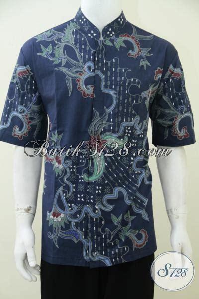 Kemeja Batik Pria Kerah Sanghai kemeja batik kerah shanghai produk asli baju batik koko keren sangat cocok untuk pria